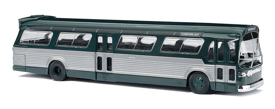 busch 44500 H0 Fishbowl bussi - model bus