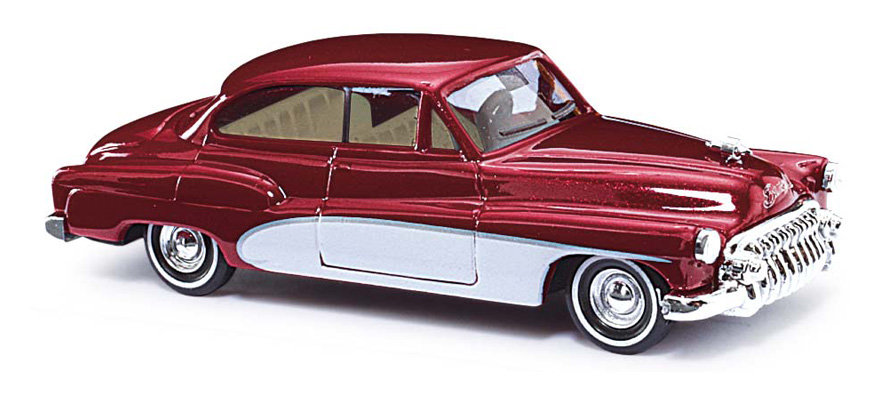 Busch 44722 H0 Buick 50 Deluxe - model car
