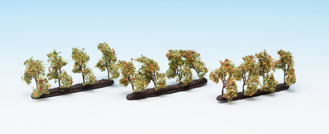 Noch 21532 Plantation Trees with Fruits