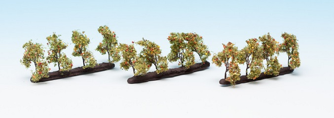 Noch 21537 Plantation Trees with Apples