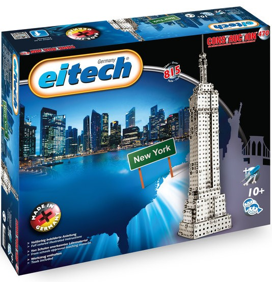 Eitech C470 Empire Station Building