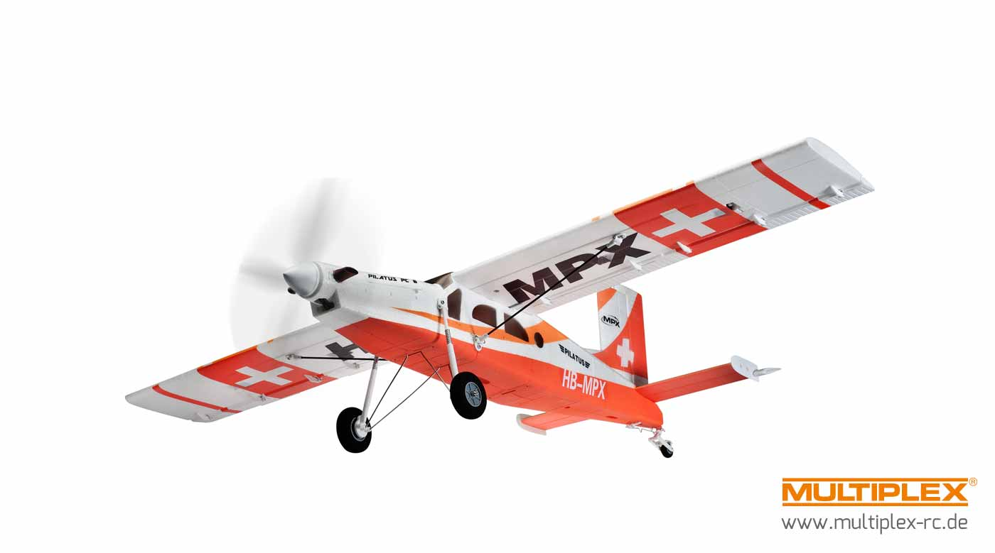 Multiplex Pilatus PC-6 Turboporter