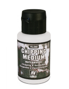 Acrylicos Vallejo Chipping Medium