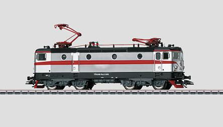 Märklin 37419 sähköveturi - electric locomotive