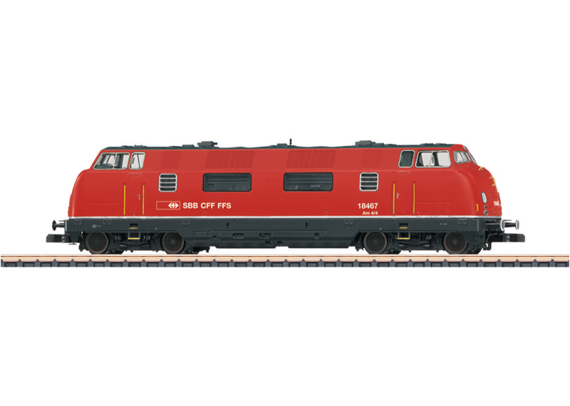 Märklin Z veturit ja junat - locomotives and trains