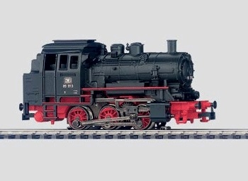 Märklin H0 30000 BR 89.0 höyryveturi - steam locomotive
