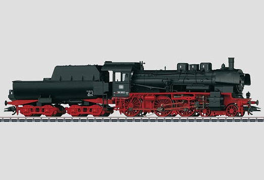Märklin H0 37035 BR 38.10-40 höyryveturi - steam locomotive
