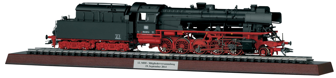Märklin H0 37047 BR 50.40 höyryveturi - steam locomotive