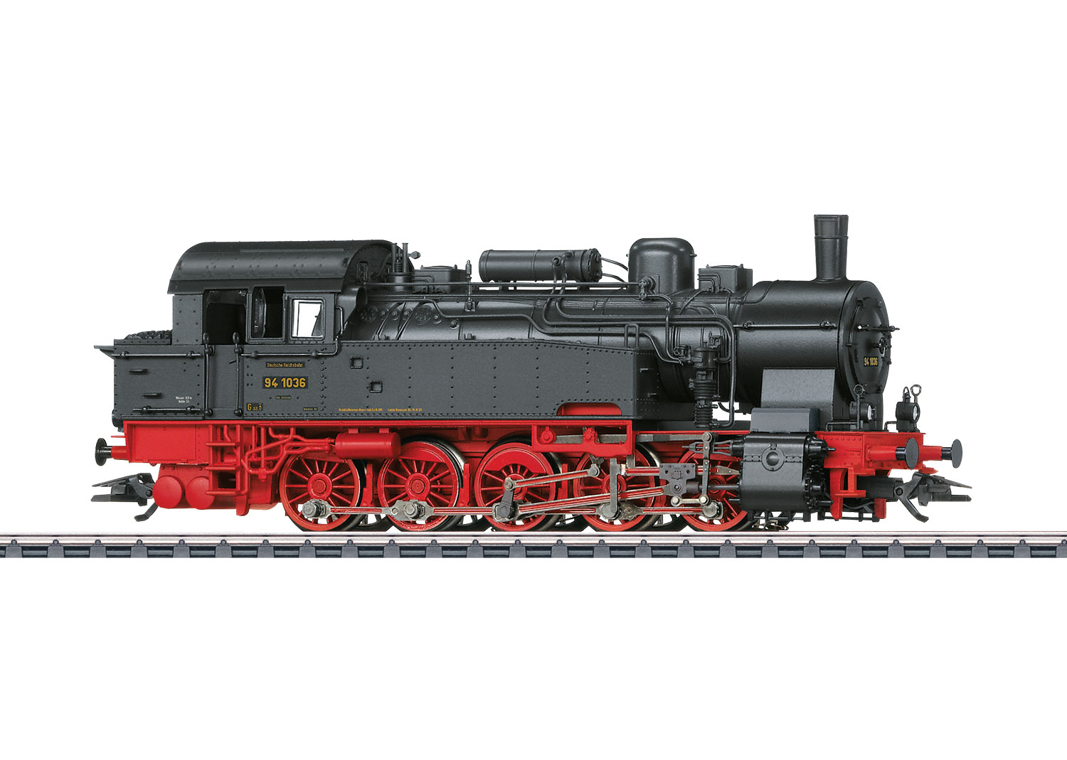 Märklin H0 37166 BR 94.5-17 höyryveturi - steam locomotive
