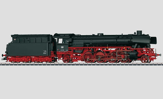 Märklin H0 37927 BR 41 356 höyryveturi - steam locomotive