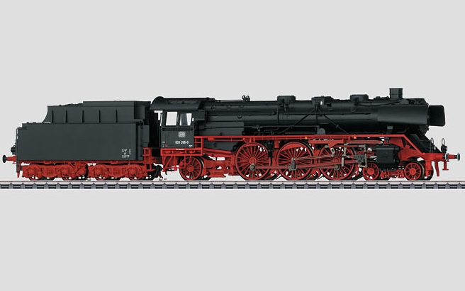 Märklin H0 37958 BR 003 höyryveturi - steam locomotive