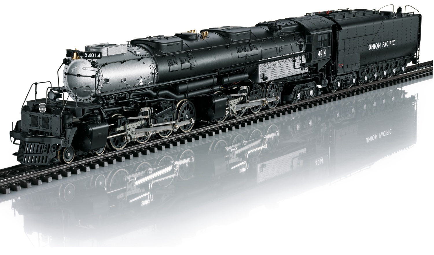 Märklin H0 37997 Big Boy UP 4014 ep.VI höyryveturi - steam locomotive