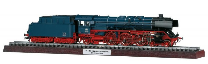 Märklin H0 39008 BR 01 146 höyryveturi - steam locomotive