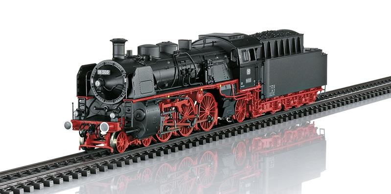Märklin H0 39034 BR 18 505 höyryveturi - steam locomotive