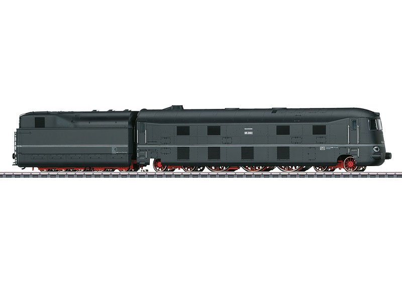Märklin H0 39054 Borsig 5/5 - BR 05 003 höyryveturi - steam locomotive