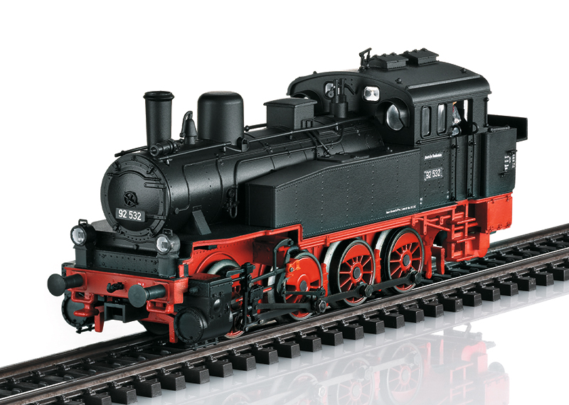 Märklin H0 39923 BR 92 532 höyryveturi - steam locomotive
