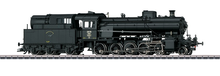 Märklin H0 39251 höyryveturi - steam locomotive