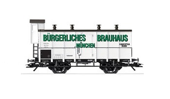 Märklin H0 45251-01 Biertransportwagen tavaravaunu - box car
