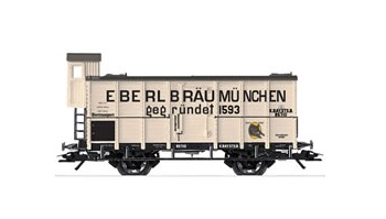 Märklin H0 45251-02 Biertransportwagen tavaravaunu - box car