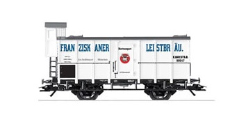Märklin H0 45251-03 Biertransportwagen tavaravaunu - box car