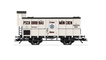 Märklin H0 45251-06 Biertransportwagen tavaravaunu - box car