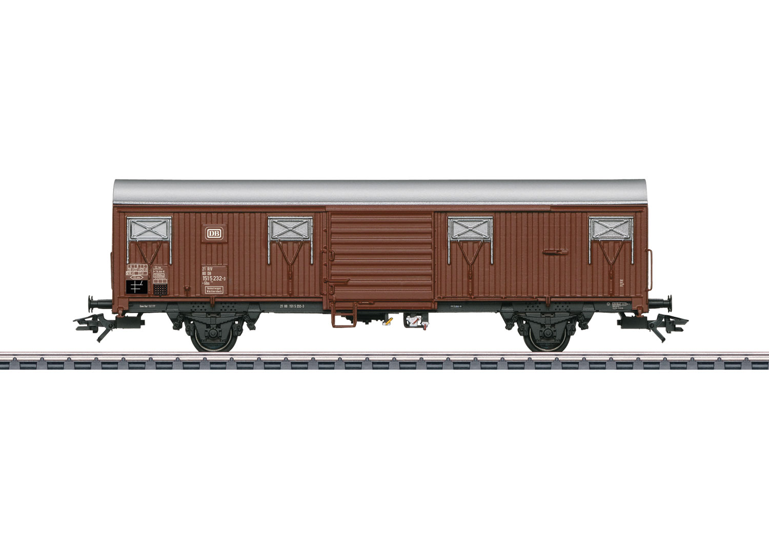 Märklin H0 47311 Pwi tavaravaunu - box car