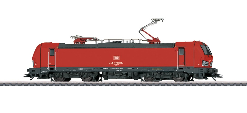 Märklin 36197 BR 170-039 sähköveturi - electric locomotive