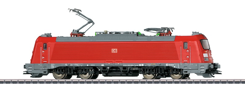 Märklin 36202 BR 102 sähköveturi - electric locomotive