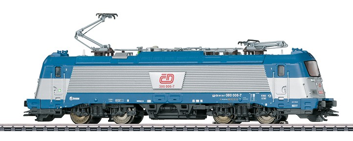 Märklin 36203 BR 380 sähköveturi - electric locomotive