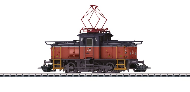 Märklin 36350 Ue 499 sähköveturi - electric locomotive