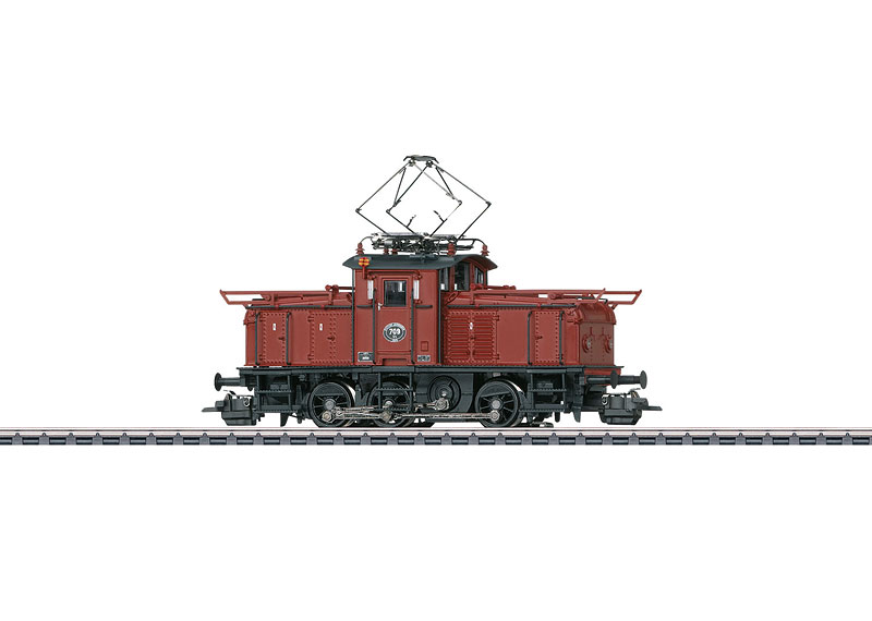 Märklin 36352 Ub 709 sähköveturi - electric locomotive