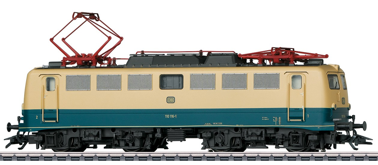 Märklin 37110 BR 110.1 sähköveturi - electric locomotive