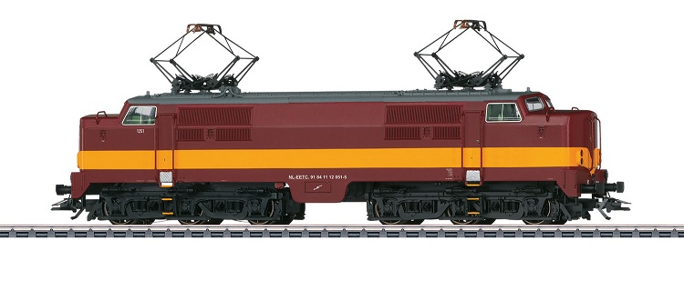 Märklin 37129 sähköveturi - electric locomotive