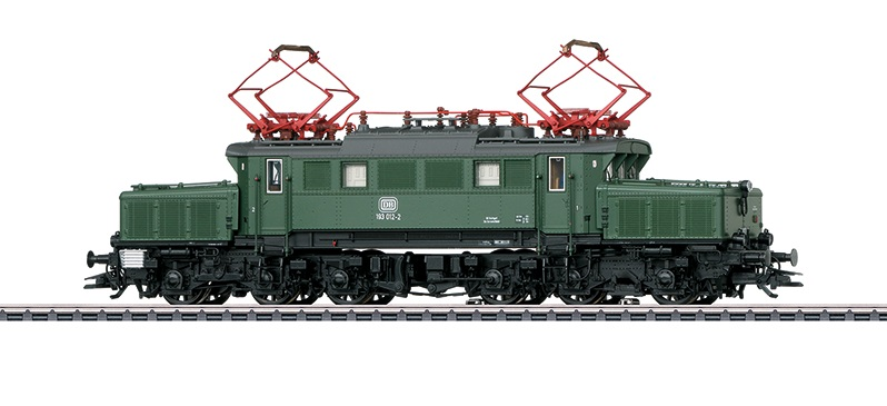 Märklin 37872 sähköveturi - electric locomotive