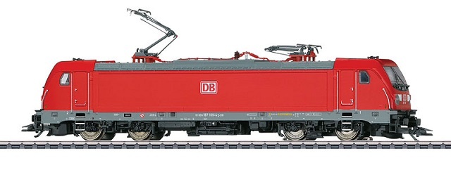 Märklin 36630 BR 187.1 sähköveturi - electric locomotive