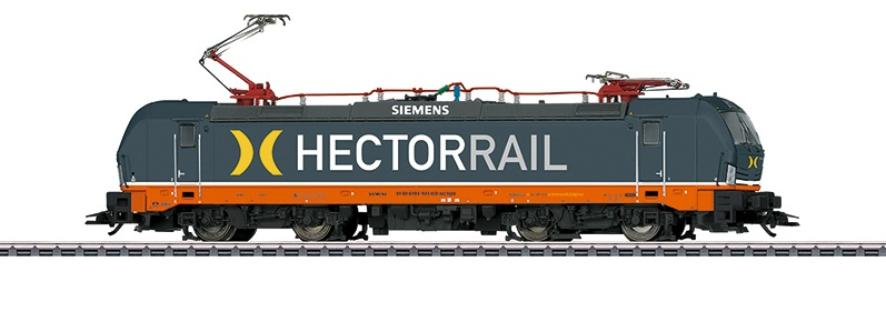 Märklin 36180 BR 193 sähköveturi - electric locomotive