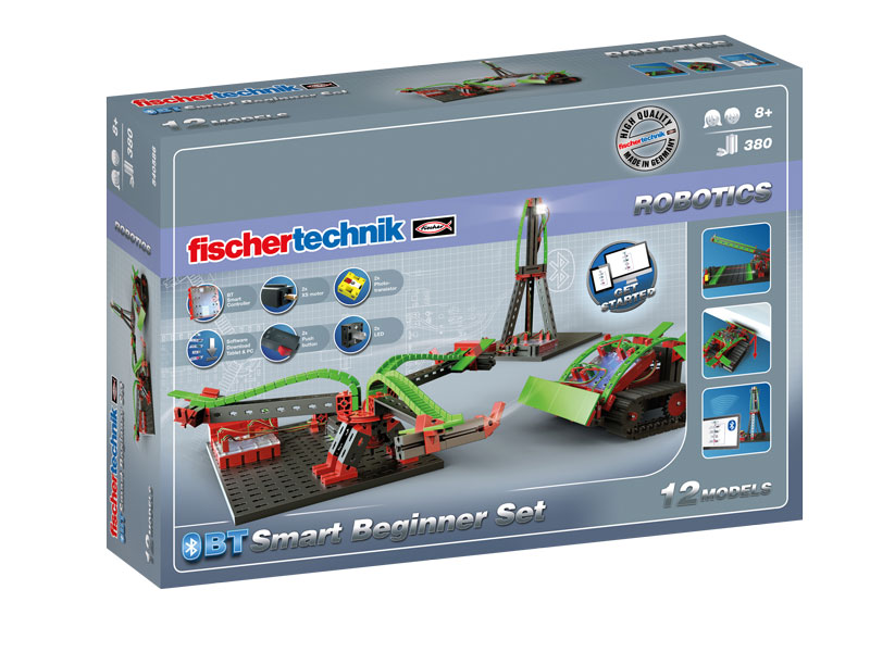 fischertechnik 540586 BT smart beginner set