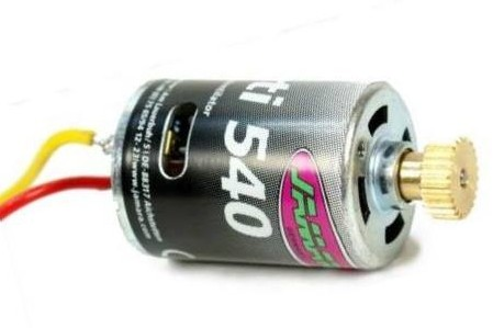 jamara 505025 brushed motor