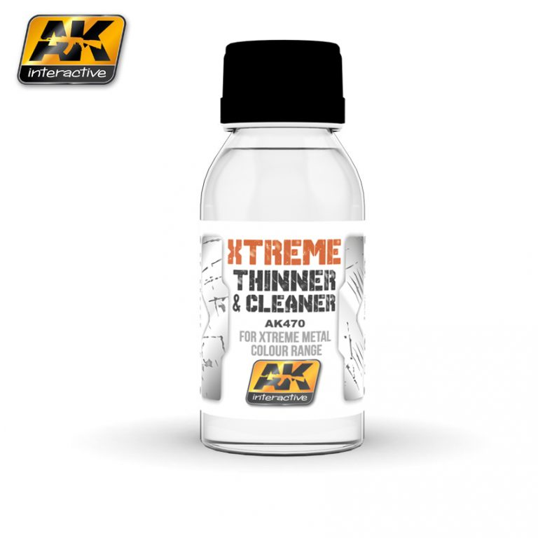 ak interactive Extreme Metal Cleaner