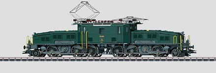 Märklin H0 sähköveturit - electric locomotives